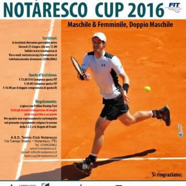 Notaresco Cup 2016